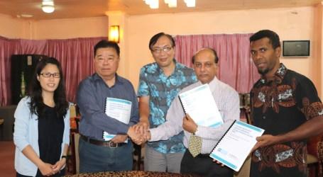 Taiwan & SINU sign $8m solar project