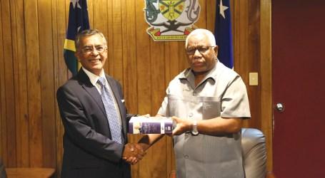 Singapore envoy pays courtesy visit to PM