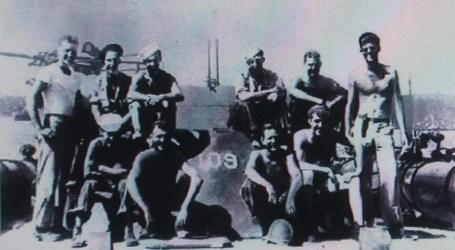 In memory of PT109 crew