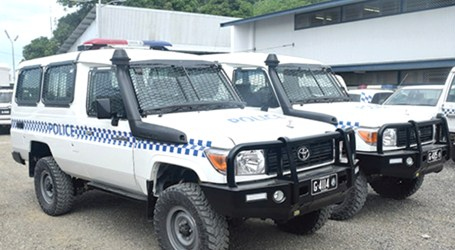 RSIPF calls on public to respect police vehicles and other property