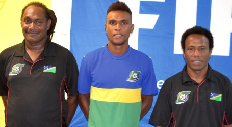 New Caledonia will be tough: Couch