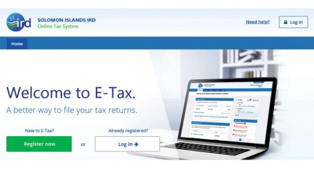 New E-Tax system