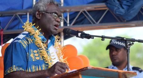 Acting PM Sogavare addresses USP's 50th Anniversary