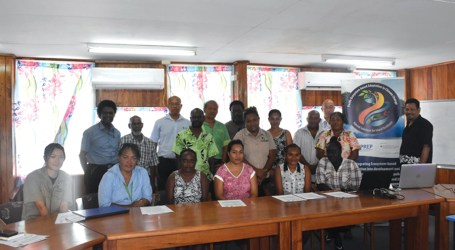New Botanical management committee formed
