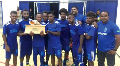 Kooline are Suva champions