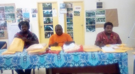 Makira registration runs smooth as end draws near