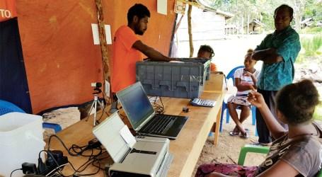 Voter registration progress well in Central Islands