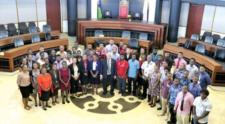 National youth parliament to build confidence of young leaders
