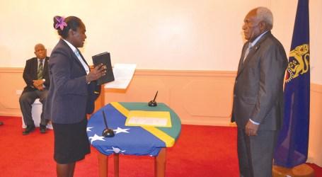 SINCW congratulate Tanagada over new appointment