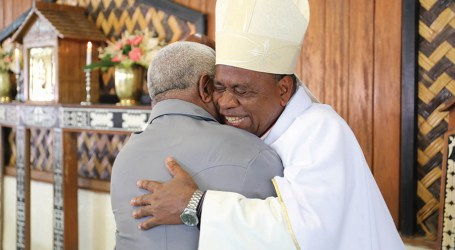 PM graces consecration of new Bishop of Auki Diocese