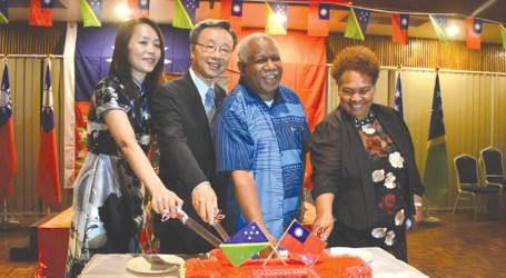 Taiwanese in Solomon Islands celebrates double Ten