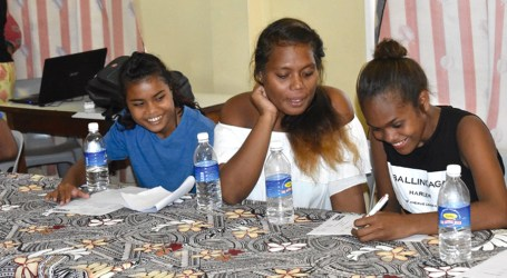 Australia supports safer city approach for girls in Honiara