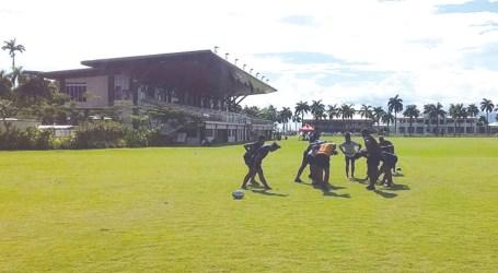 Islanders rugby club settles down in Fiji