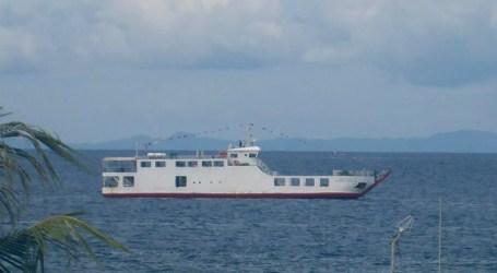 MV Lokoiola's commissioning today