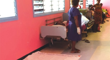 Labour ward lacks bed for women to give birth
