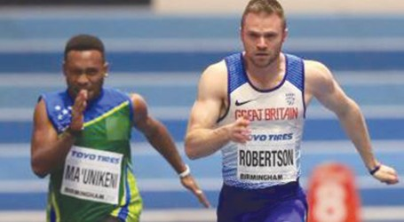 Athletics prepare for Pacific Games
