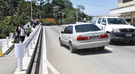 Mataniko eastbound bridge officially opens