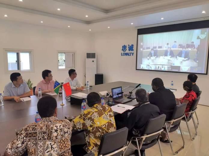 Solomon Islands Delegates