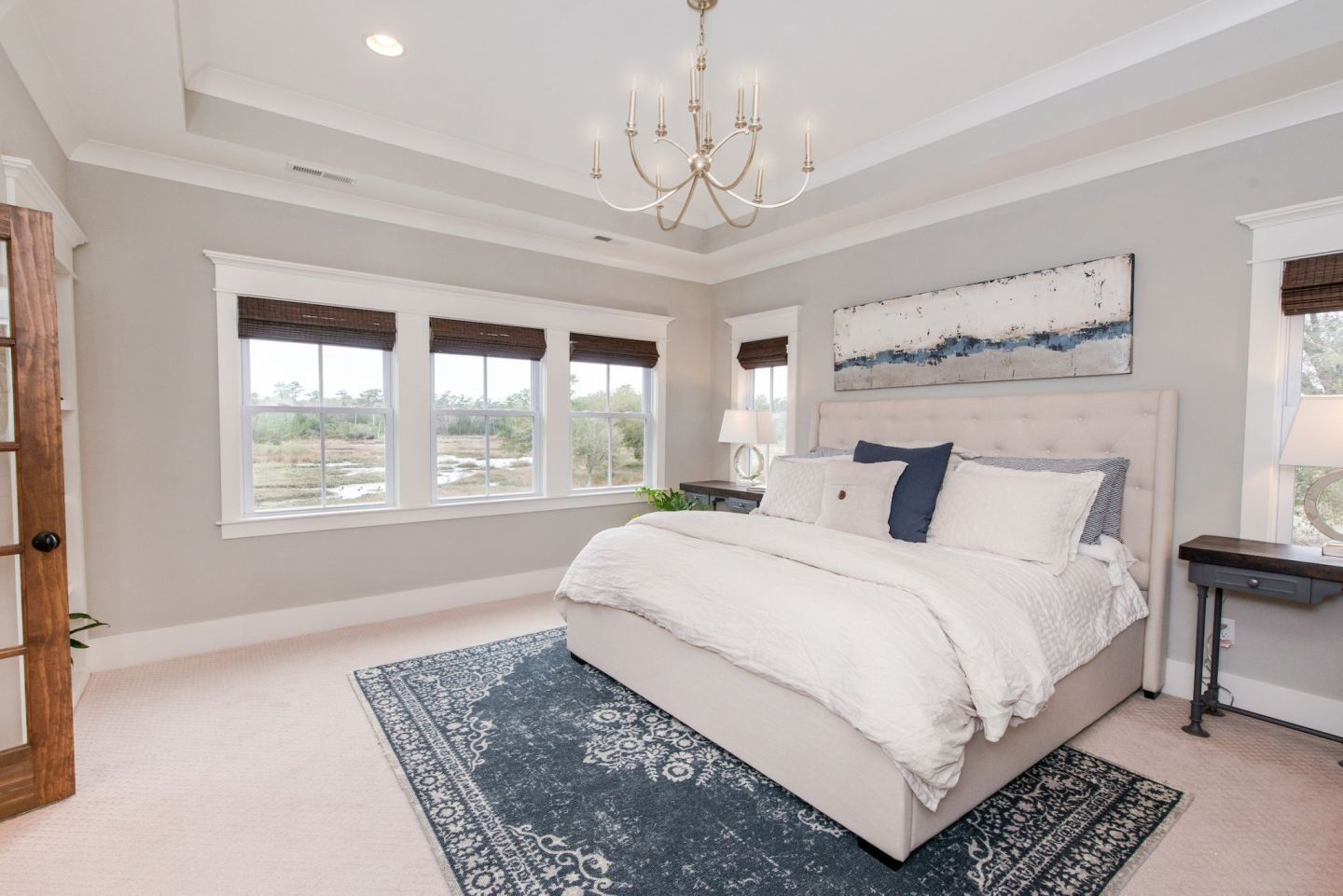 The Isle Home - Home Tour - Master Bedroom