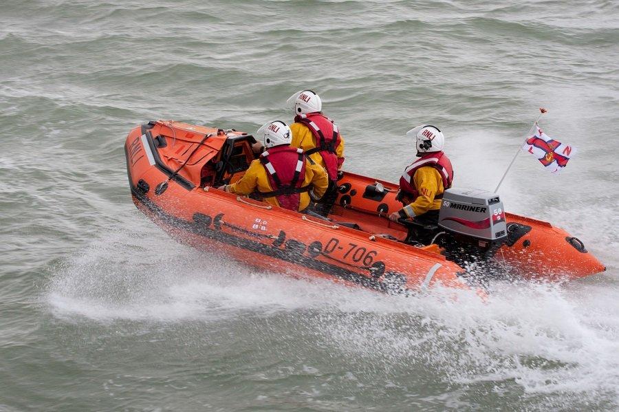 Margate RNLI inshore lifeboat 'Tigger Three' (RNLI Margate)