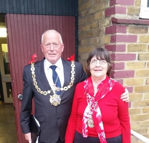 Mayor and his Deputy