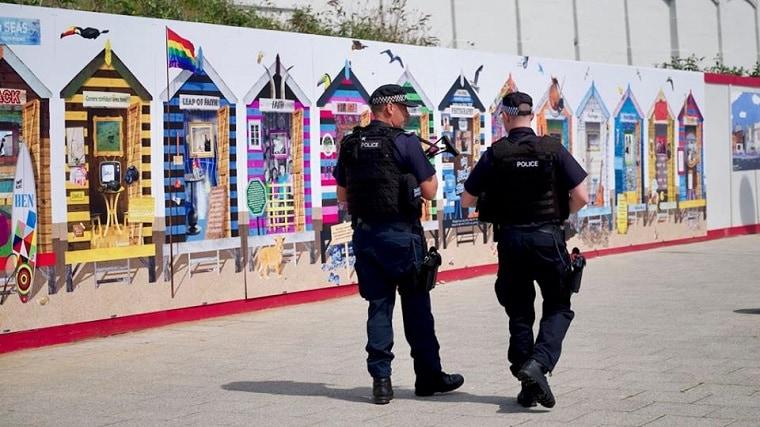 police malcom kirkaldie