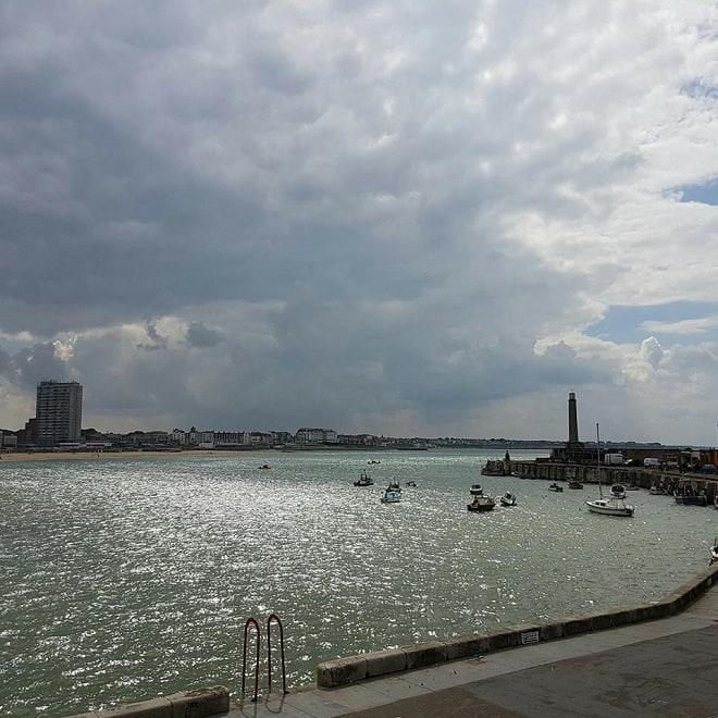 tg stephen todd margate harbour