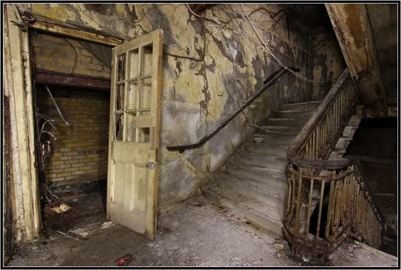 PMH Staircase nr loos