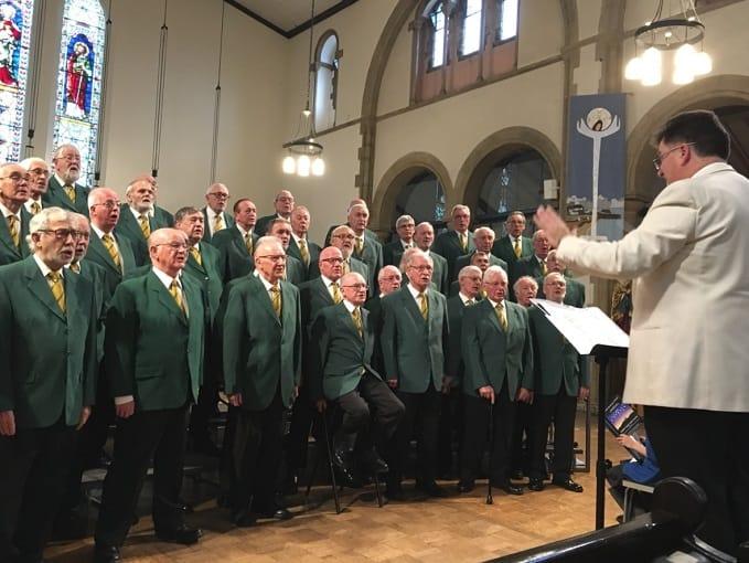 Thanet Male Voice Choir1 10 Dec17
