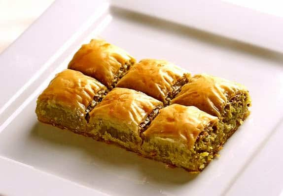 what is baklava and