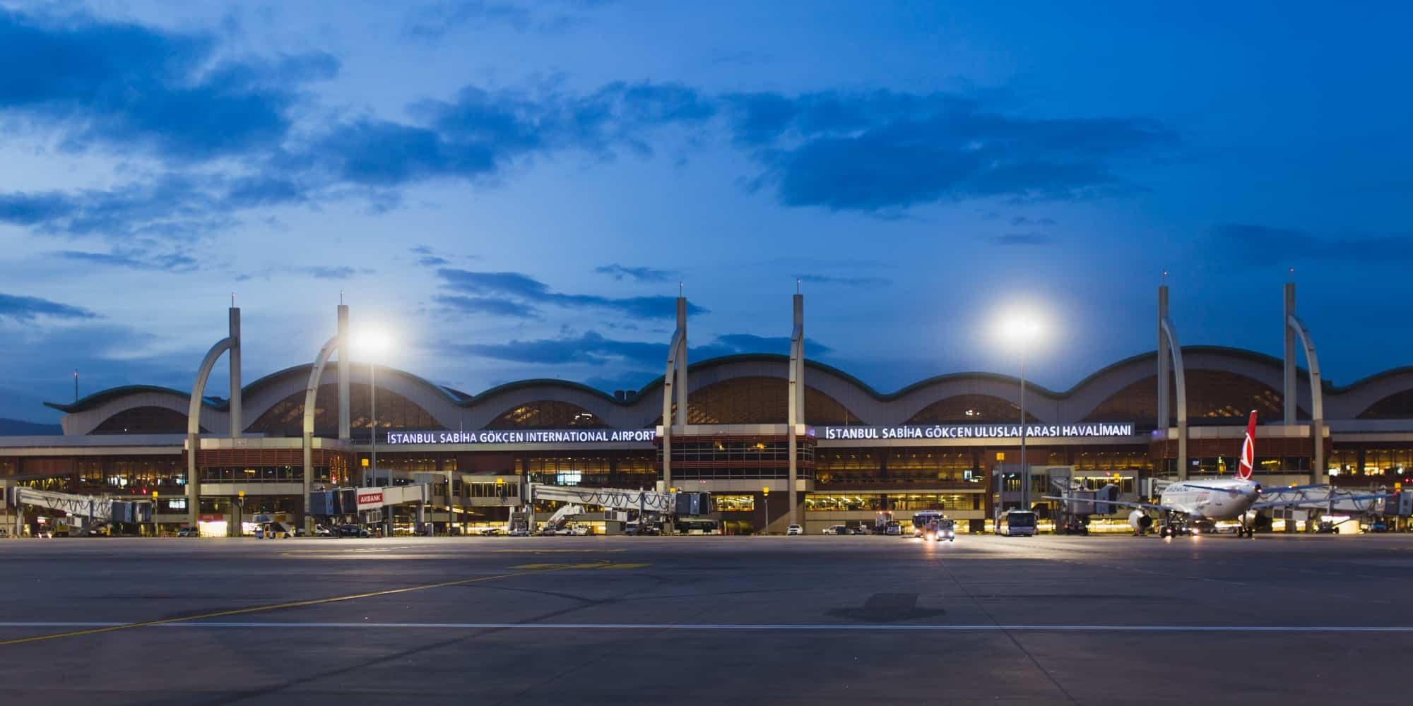 How To Get From Istanbul Sabiha Gokcen Airport To Taksim Or