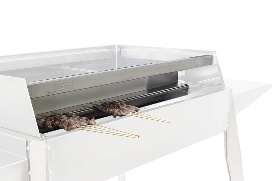 Kit Arrosticini per LISA Etna ed Etna Maxi | Acquista accessori per barbecue