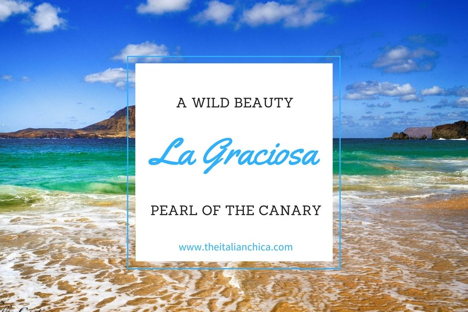 La Graciosa: the eighth island of the Canary islands