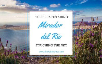 Mirador del Rio: to be in the seventh heaven