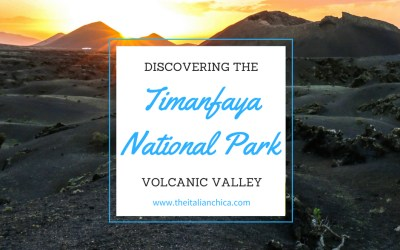 Discovering the Timanfaya National Park