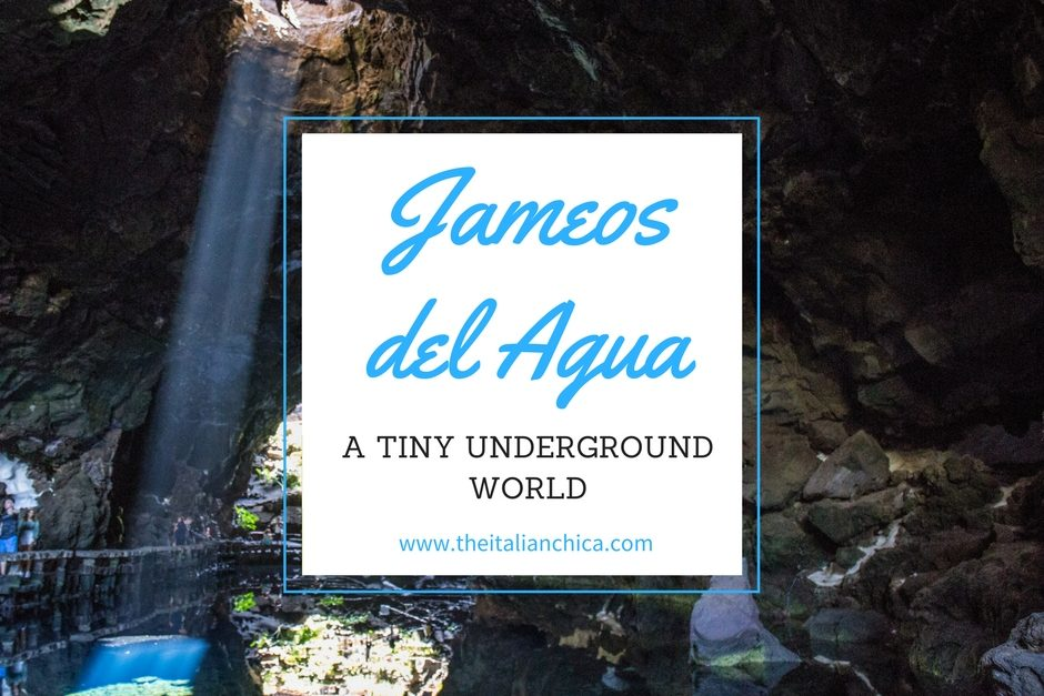 Jameos del Agua: a Tiny Underground World