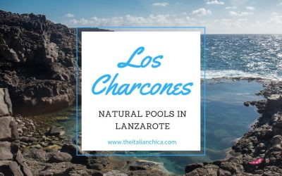 Los Charcones: Natural Pools in Lanzarote