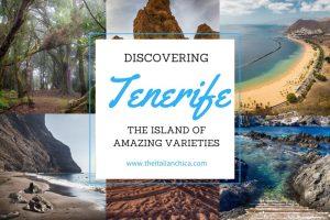 discovering tenerife