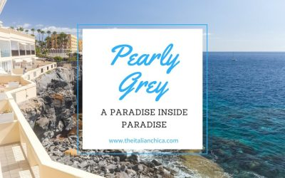 Pearly Grey: a paradise inside paradise