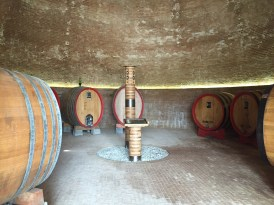 The pantheon of wine aging