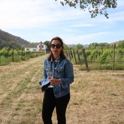 Ana Diego Draper - winemaker