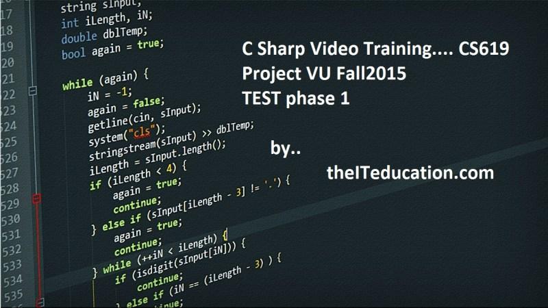 How to create C# Sharp