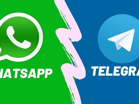 Whatsapp vs telegram in urdu
