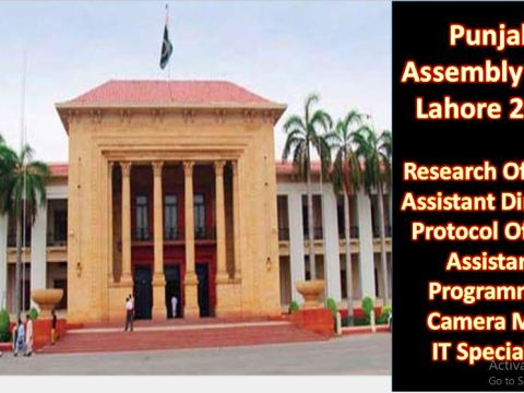 Punjab-Assembly-Lahore-Jobs-2021