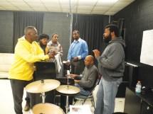 Slt Presents Musical 'five Guys Named Moe' Sumter Item
