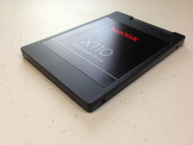 Solid State Drive by Sandisk