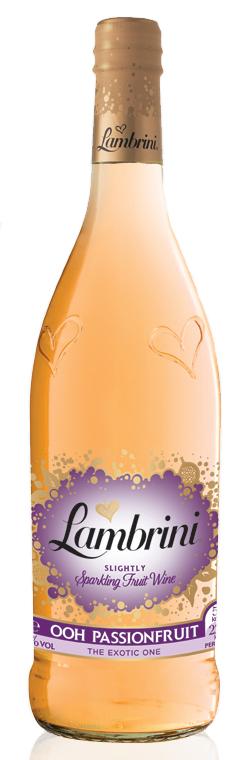 フレーバード・スパークリングワイン