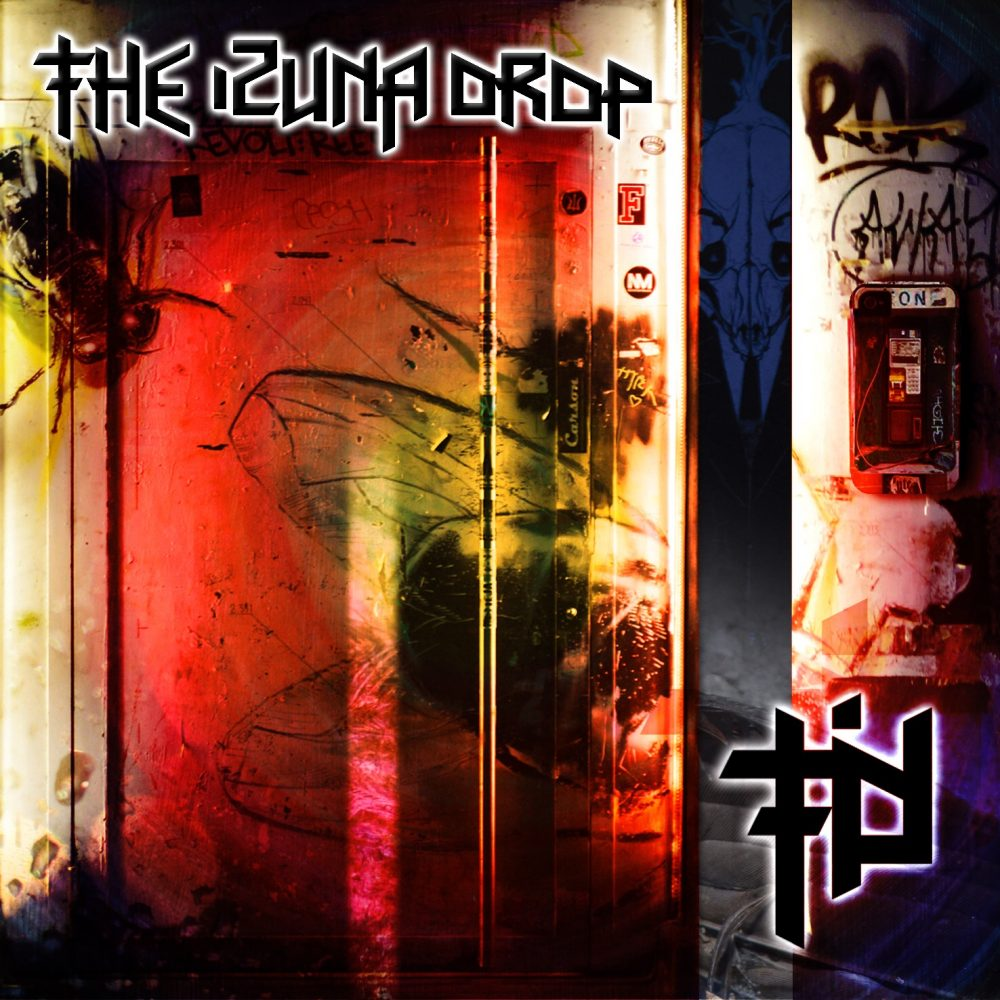 THE iZUNA DROP (EP) by THE iZUNA DROP (Cover Art)