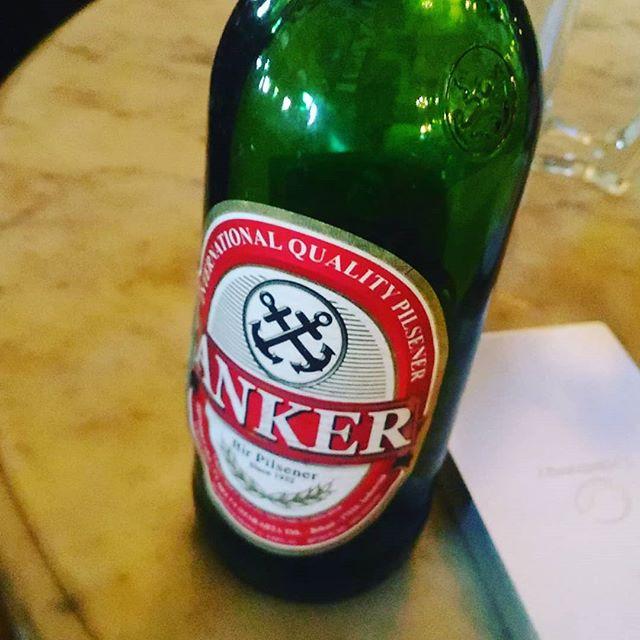 Anker Pilsener, decent  5/10