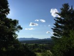 View of Mt.Mansfield